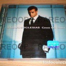 CDs de Música: ENRIQUE-IGLESIAS-COSAS-DEL-AMOR-CD-ARG-A2-1-. Lote 268244609