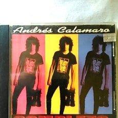 CDs de Música: ANDRES-CALAMARO-COMPLETO-. Lote 268245564