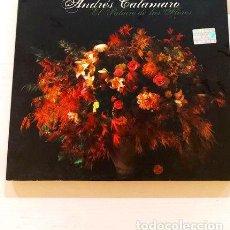 CDs de Música: CD-ANDRES-CALAMARO-EL-PALACIO-DE-LAS-FLORES-NACIONAL-GA-. Lote 268249694