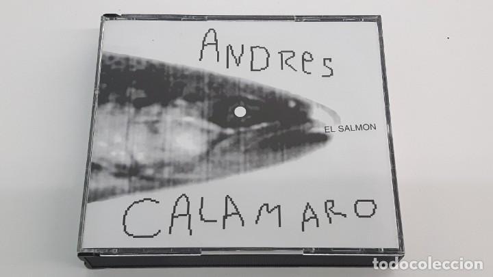 5 CD ANDRES CALAMARO - EL SALMON (Música - CD's Otros Estilos)