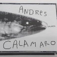 CDs de Música: 5 CD ANDRES CALAMARO - EL SALMON. Lote 268299314