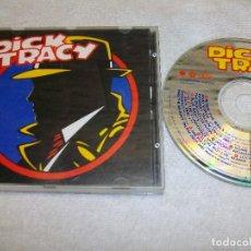 CDs de Música: PASA EL PUNTERO DEL RATÓN SOBRE LA IMAGEN PARA AMPLIARLA MINIATURA 1 - DICK TRACY BSO CD USA EDITI. Lote 268321434