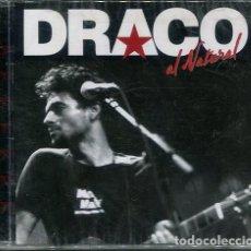 CDs de Musique: DRACO / AL NATURAL (CD + DVD SONY 2005 PRECINTADO). Lote 268417284