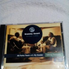 CDs de Música: RDA / CD/GRAMMY AWARD/ALI FARKA TOURE WITH RY COODER/TALKING TIMBUKTU//WINNER 1995. Lote 268426684