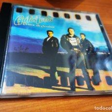 CDs de Música: GATOS LOCOS CRUCE DE CAMINOS CD ALBUM DEL AÑO 1991 GASA ROCKABILLY MUY RARO 10 TEMAS. Lote 268426819