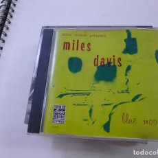 CDs de Música: MILES DAVIS - BLUE MOODS - CD - C 7. Lote 268443544
