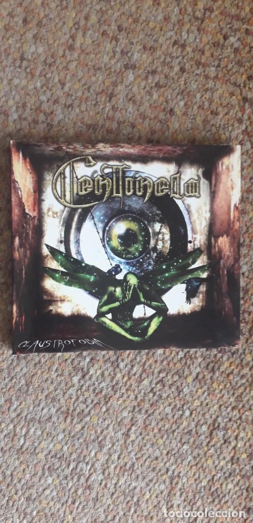 CENTINELA , CLAUSTROFOBIA , CD 2008 DIGIPACK, ESTADO IMPECABLE, HEAVY NACIONAL (Música - CD's Heavy Metal)