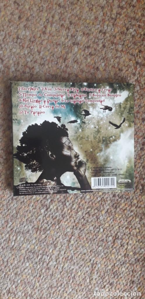 CDs de Música: Centinela , Claustrofobia , CD 2008 digipack, estado impecable, heavy nacional - Foto 2 - 268571659