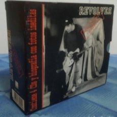 "CD de Música: REVOLVER. PRECIOSA CAJA DE 4 CD´S + LIBRETO. TITULADA ""DISCOGRAFÍA COMPLETA"". Lote 268575479"