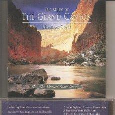 CDs de Musique: NICHOLAS GUNN - THE MUSIC OF THE GRAND CANYON (CD, REAL MUSIC 1995). Lote 268602564