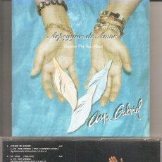 CDs de Musique: ANA GABRIEL - ARPEGGIOS DE AMOR (CD, AG RECORDS 2007). Lote 268604704