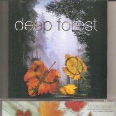 CDs de Música: DEEP FOREST - BOHEME (CD, SONY MUSIC 1995). Lote 268606519
