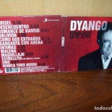 CDs de Música: DYANGO - PUÑALADAS EN EL ALMA - CD DIGIPACK COMO NUEVO. Lote 268616519