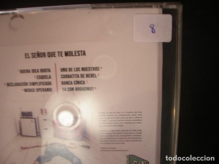 CDs de Música: EL SEÑOR QUE TE MOLESTA- BUENA IDEA IDIOTA.CD. - Foto 3 - 268718354
