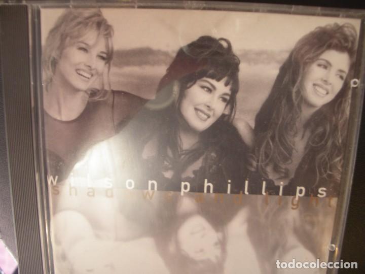 WILSON PHILLIPS- SHADOWS AND LIGHT. CD. (Música - CD's Pop)