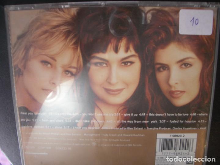 CDs de Música: WILSON PHILLIPS- SHADOWS AND LIGHT. CD. - Foto 2 - 268718494