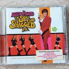 CDs de Música: AUSTIN POWERS - THE SPY WHO SHAGGED ME. Lote 268741419