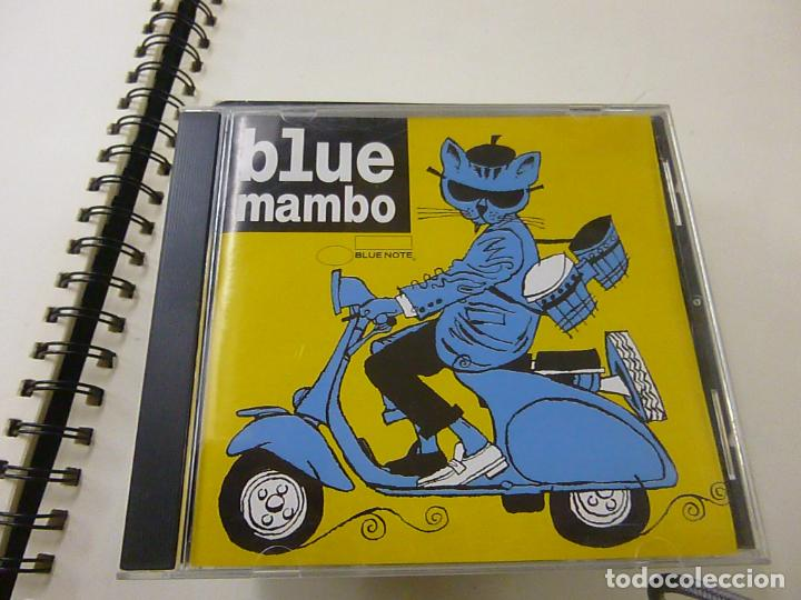 BLUE MAMBO - BLUE NOTE - CD - C 7 (Música - CD's Pop)