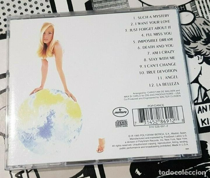 CDs de Música: MARTA SANCHEZ-MY WORLD - Foto 2 - 268741754