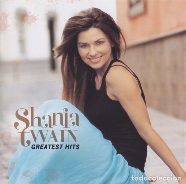 SHANIA TWAIN - GREATEST HITS (Música - CD's Pop)