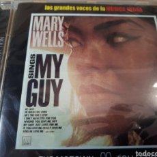 CDs de Música: MARY WELLS SINGS MY GUY. Lote 268741944