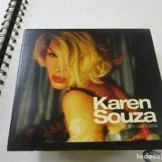 CDs de Música: KAREN SOUZA - ESSENTIALS CD ALBUM - C 7. Lote 268741999