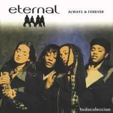 CDs de Música: ETERNAL - ALWAYS & FOREVER. Lote 268743029