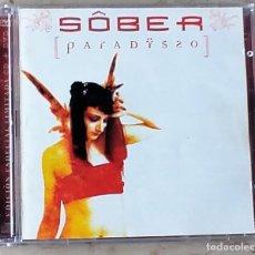 CDs de Música: SOBER - PARADYSSO - CD + DVD. Lote 268743454