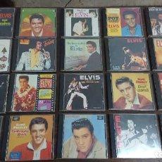 CDs de Música: DISCOGRAFIA COMPLETA DE ELVIS PRESLEY - 44 CD´S MAS 3 LIBROS - RBA 2001 EDICION ESPAÑOLA. Lote 268743364