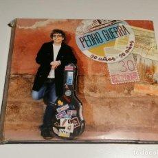 CDs de Musique: PEDRO GUERRA 30 AÑOS CD. Lote 268750204