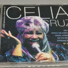 CDs de Música: CELIA CRUZ - CELIA EN TIEMPO DE BOLERO (CD 2004, HELIX CDNS 840). Lote 268751394