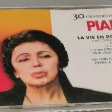 CDs de Música: PIAF LES DEUX COPAINS 30 GRANDES CD 1 Y 2. Lote 268752219