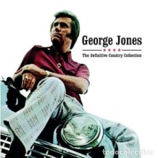 CDs de Música: GEORGE JONES - THE DEFINITIVE COUNTRY COLLECTION. Lote 268753174