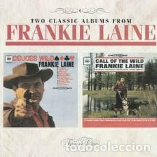CDs de Música: FRANKIE LAINE - DEUCES WILD + CALL OF THE WILD. Lote 268753839