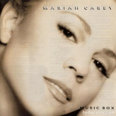 CDs de Música: MARIAH CAREY - MUSIC BOX. Lote 268760484