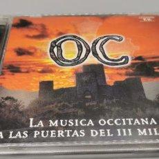 CDs de Música: OC - LA MUSICA OCCITANA A LAS PUERTAS DEL III MILENIO - CD. Lote 268766919