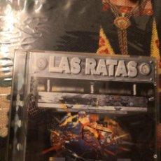 CDs de Música: CD LAS RATAS LA MAQUINA. Lote 268783784
