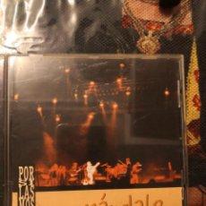 CDs de Música: CD POP POR SI LAS MOSCAS.. MÁNDALE. Lote 268783874