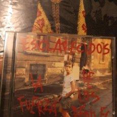 CDs de Música: ESCLARECIDOS (CD) LA FUERZA DE LOS DEBILES AÑO 1996. Lote 268784189