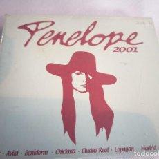CD de Música: PENELOPE 2001 / PRECINTADO. Lote 268799229