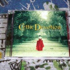 CDs de Música: CELTIC DEVOTION - OLIVER SCHROER - AVALON - 10473 - CD. Lote 268799849