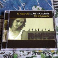 CDs de Música: LO MEJOR DE LUAR NA LUBRE (XV ANIVERSARIO) - WEA - 8573 87642 2 - CD - 2001. Lote 268803519
