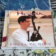 CDs de Música: HEVIA - TIERRA DE NADIE - HISPAVOX - 7243 4 98338 2 1 - CD - 1998. Lote 268804189