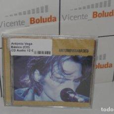 CDs de Música: ANTONIO VEGA - BASICO NUEVO Y PRECINTADO ENVIÓ CERTIFICADO A ESPAÑA 2 €. Lote 268796314