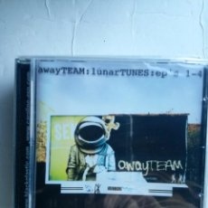 CDs de Música: AWAY TEAM - LUNAR TUNES CD HIP HOP. Lote 268821524
