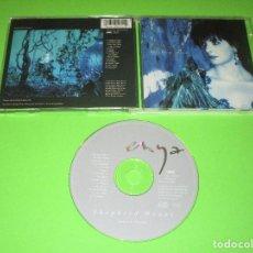 CDs de Música: ENYA ( SHEPHERD MOONS ) - CD - 9031-75572-2 - WEA - AFER VENTUS - ANGELES - MARBLE HALLS .... Lote 268863244