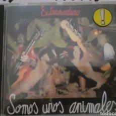 CDs de Música: EXTREMODURO CD SOMOS UNOS ANIMALES. Lote 268876984