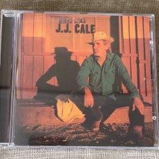 "CD de Música: ""THE VERY BEST""-J. J. CALE. Lote 268884484"