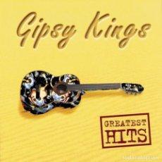 CD de Música: GIPSY KINGS - GREATEST HITS (CD, COMP). Lote 268886914