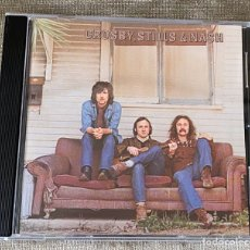 """CD de Música: """"CROSBY, STILLS & NASH""""- CROSBY, STILLS AND NASH. Lote 268888764"""